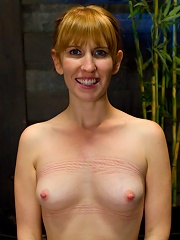 Local San Francisco cutie fulfills her fantasies of fist fucking & suspension sex on WhippedAss.com!