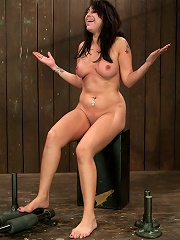 Britney StevensThis is what a porn star looks like when they really cum.