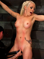 Lorelei Lee Day 3Learning the Ropes of Brutal Domination