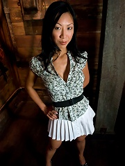 CLASSIC ARCHIVE SHOOT! Tia Lings first time & Maitresse Madelines second time at the Armory EVER!