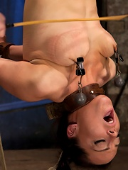 Hot Young Bryn Blayne Bound and Fucked in Every Hole